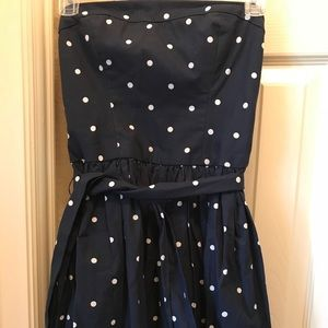 Polka dot Abercrombie and Fitch dress